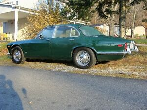 1973 Jaguar XJ6 automatic converted to Chev 8 cylinder 350 cc