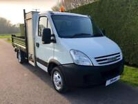 2008 08 IVECO-FORD DAILY 3.0 50C TIPPER WITH TOOL BOX * 79000 MILES * DIESEL