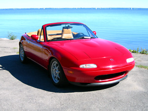 Recherche/Looking for Mazda Miata MX-5 1991 à 1997 NA