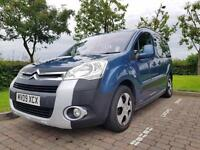 CITROEN BERLINGO M-SP XTR HDI CAMPERVAN