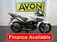 Lexmoto ZSX-F 125cc motorcycle motorbike