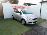 2011 SUZUKI SPLASH 1.0 GLS 5 DOOR,ONLY 60,000 MILES WITH FULL SERVICE HISTORY