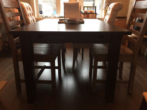 Ikea Stornas Dining Table and Chair Set