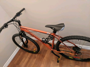 2016 Marin California mountain bike