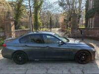 67 PLATE BMW 330d M SPORT DIESEL AUTO 44,528 MILES 19'' ALLOYS NAV M PERFORMANCE