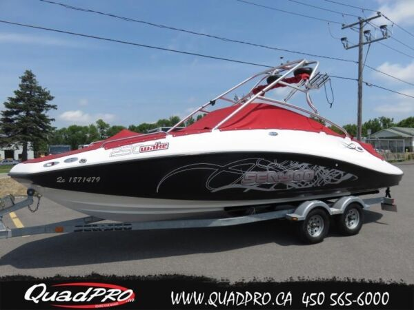 Used 2008 Sea Doo/BRP CHALLENGER 230 WAKE 230