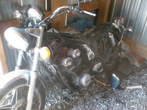 1982 cb 900 for parts  $200.00
