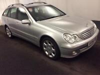 2004 Mercedes-Benz C Class 3.2 C320 Elegance SE 5dr Petrol silver Automatic