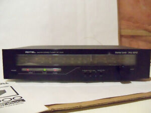 ROTEL RT-1000 Vintage Servo-Lock AM/FM TUNER Classic