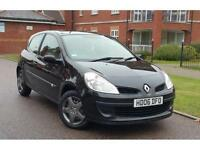 2006 Renault Clio 1.2 16v Expression 3dr **F/S/H+IMMACULATE+DRIVES SUPERB**