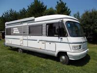 Hymer S700 A Class 3/4 Berth Motorhome Great Condition with Many Extras