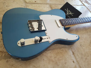 Fender Telecaster 63' N.O.S. (Lake Placid Blue!!!)