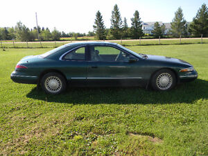 1993 Lincoln LS Coupe (2 door) Strathcona County Edmonton Area image 2