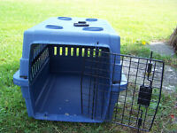 """Animal carrier ,Charlo area, 22"""" long, 13"""" wide,14"""" high"""