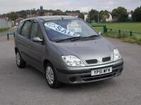 Renault Scenic 1.6 16v 2001MY Expression