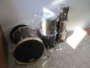 90's CANWOOD DRUM KIT
