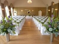 Wedding chair cover business for sale