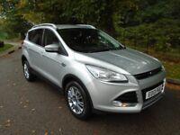 Ford Kuga 2.0 TDCI TITANIUM 140PS (silver) 2013