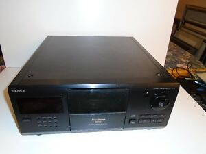SONY MEGA STORAGE ( 200CD ) COMPACT DISC PLAYER Cambridge Kitchener Area image 1