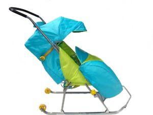 Winter Sled Stroller, Sled, Winter Stroller