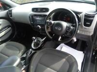 2015 Kia Soul 1.6 CRDi Mixx Manual Hatchback