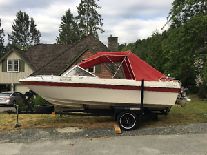 18.5 ft Apollo Boat - Great Condition