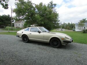 FOR SALE OR TRADE 1979 DATSUN 280zx