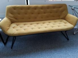 Leyton two tone Sofa