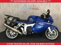 BMW K1200S K 1200 S ABS MODEL SIDE LUGGAGE LONG MOT 2006 06 PLATE