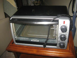 conventinal toster oven