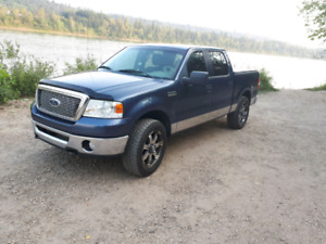 **2006 f150 XLT SUPERCREW 4X4 READ BEFORE CALLING**