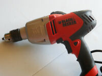Hammer Drill by Black and Decker 1/2 inch