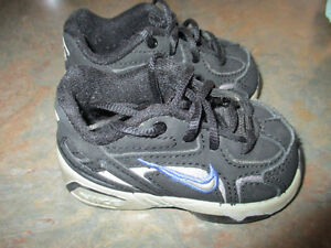 Nike size 3 shoes baby