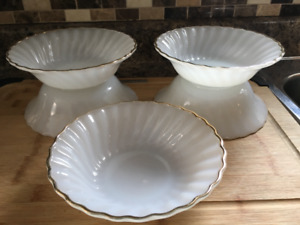 Fire King - Anchor Hocking Bowls
