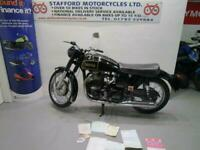 NORTON DOMINATOR MODEL 99. STAFFORD MOTORCYCLES LIMITED