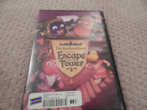 DVD - Backyardigans Movies for sale