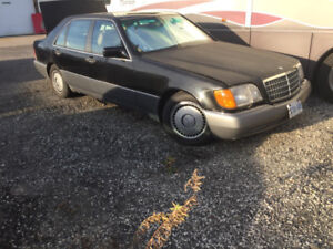 1994 Mercedes-Benz S-Class Sedan (RARE)