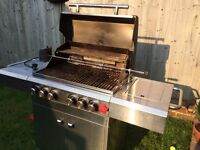 Swiss gas grill - SBD-411BY-I