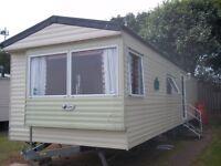 10ft Wide Holiday Home (Preloved) @ Marton Mere Caravan Park. Blackpool