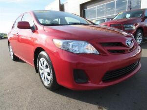 Toyota Corolla CE   Automatic   Air Conditioning 2013