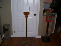 Vintage Lamp 51 Inches Tall