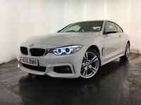 2015 BMW 420D M SPORT AUTO DIESEL COUPE 1 OWNER SERVICE HISTORY FINANCE PX