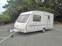 Swift Eccles Topaz - Used 2 Berth - Tourer Caravan 2002