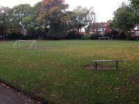Heaton moor park football