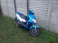 Sym jet4 50cc 2013