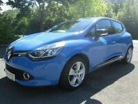 14/64 RENAULT CLIO DYNAMIQUE M-NAV ENERGY 5DR HATCH 1.5 DCI IN BLUE
