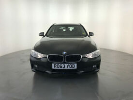 2013 63 BMW 316D SE DIESEL 4 DOOR ESTATE 1 OWNER FINANCE PX WELCOME