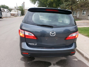 Magnificient 2012 Mazda 5 GT low km 95000km 6 seater