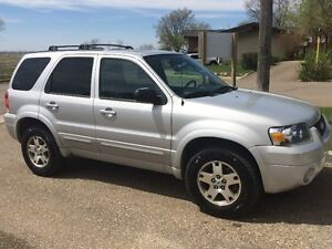2005 Ford Escape Limited V6