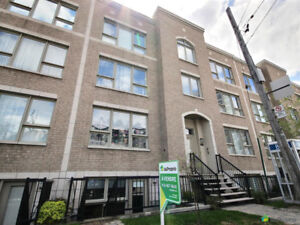 Beautiful Spacious 2 bedroom condo to rent in NDG